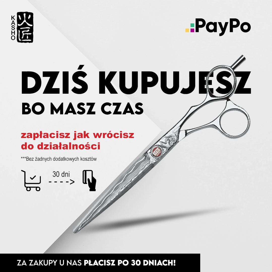PayPo z Kasho – gorąca oferta na okres lock down'u !!